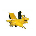 Triple Action Hydraulic Scrap Baling Press