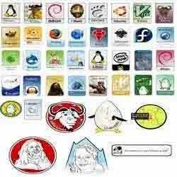 Stickers Designing & Printings
