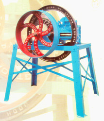 Roller Power Driven Chaff Cutter Machine