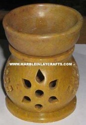Soapstone Oil Burners