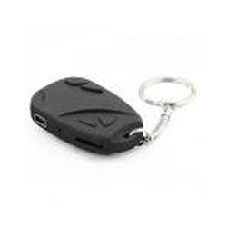 Spy Autolock Car Keyring Camera