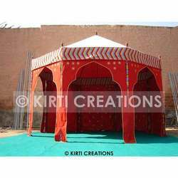 Party Ottoman Tent
