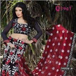 Auspicious Look Lehenga Saree