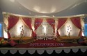 New Wedding Reception Crystal Stages