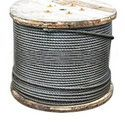 Mega Brand Galvanised Or Ungalvanised Steel Wire Ropes