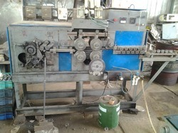 Automatic Ring Forming and Cutting Machines