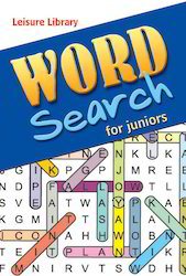 Word Search For Juniors