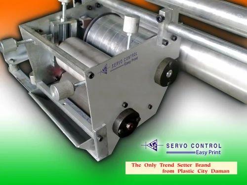 On Line Single Colour Flexo Printing Machine