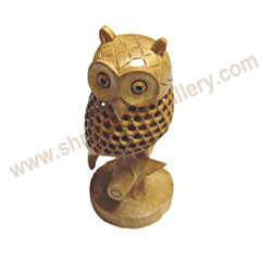 Wooden Jaali Work Animal