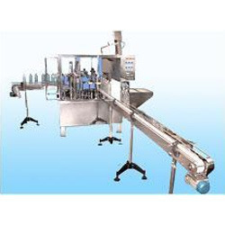 Fully Automatic Bottling RFC Machine