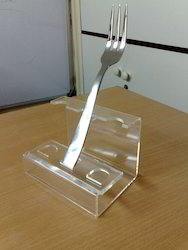 Acrylic Fork Stand