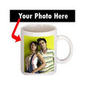 Customized Photo Mugs