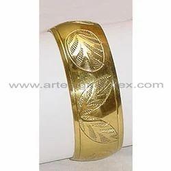 Stylish Brass Bangles