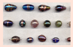 Rainbow Colored Beads