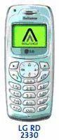 LG RD 2330 Phone