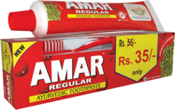 Amar Regular Toothpaste