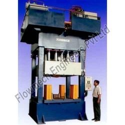 Hydraulic Press With Die Cushion