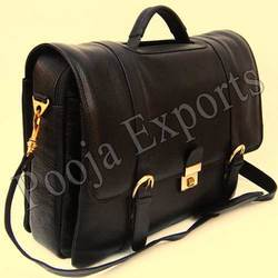 Leather Office Laptop Bag ( Product Code: RBS08)