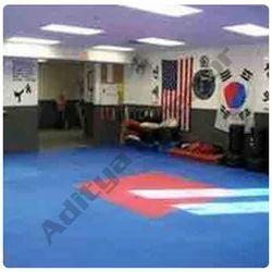 Flooring For Taekwondo