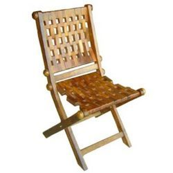 Folding Chair Natural Finish