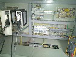Servo Motor Control Panel