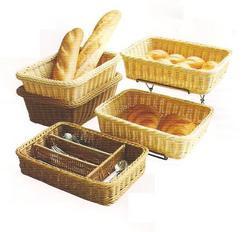 Breakfast Baskets In Polyrattan
