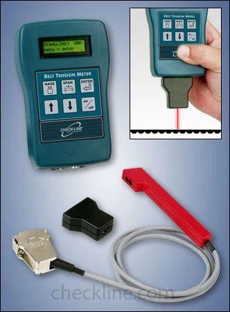 Belt Tension Meter & Digital Belt Tension Meter