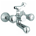 Wall Mixer with Shower Stand