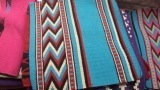 Woollen Saddle Blanket