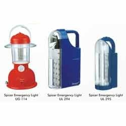 Spicer Emergency Light