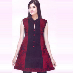 Top Collar Female Kurtis