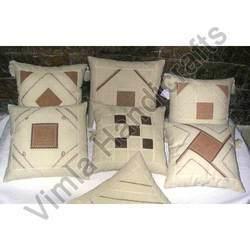 Natural Jute Cushion Covers