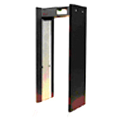 Single Zone Metal Detector Door