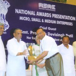 National Award 2009 for Entrepreneurship
