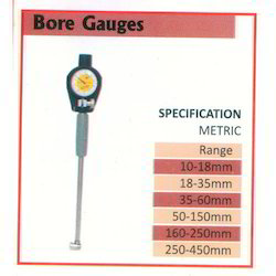 Bore Gauges (Range 50-150mm)