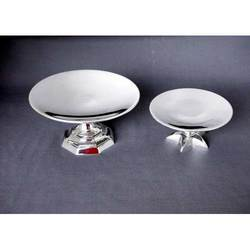 Silver Cake Stand