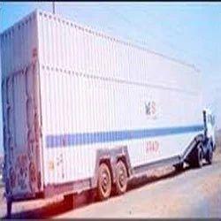 Four Wheeler Carrier Vehicles Body