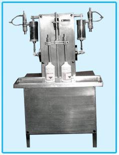 Double Head Diving Type Liquid Filling Machine