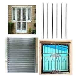 Stainless Steel Doors Grill