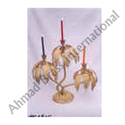 Decorative Brass Candelabra
