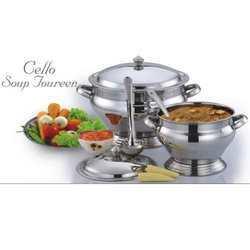 Cello Soup Toureen