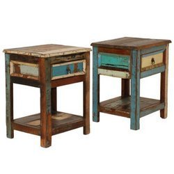 Drawer Side Tables