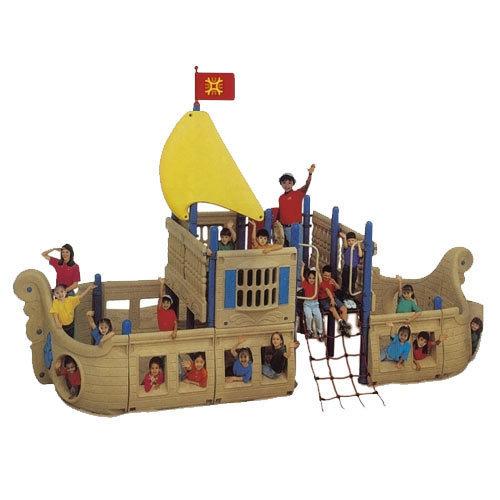 Pirate Ship Merry Land Module