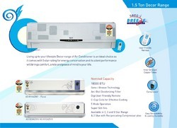 1.5 Ton Decor Range Air Conditioner