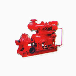 Diesel Driven Fire Pump