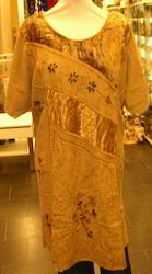 Rayon Acid Wash Dress