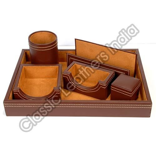 Table Top Leather Accessories