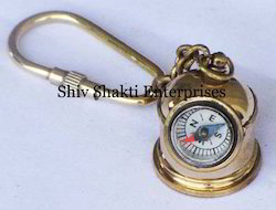 Nautical Decorative Compass Key Chains