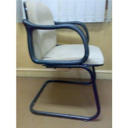 Cream Designer Chair