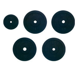 Spare Body Shape School Rubberised Black Plates